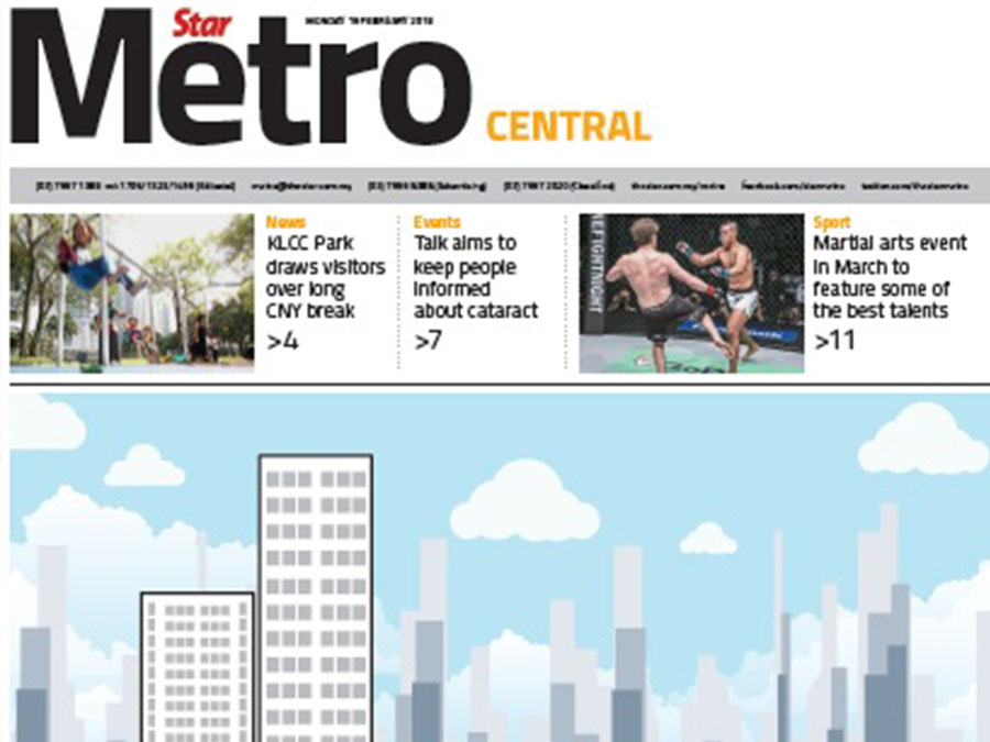 Star Metro Cover